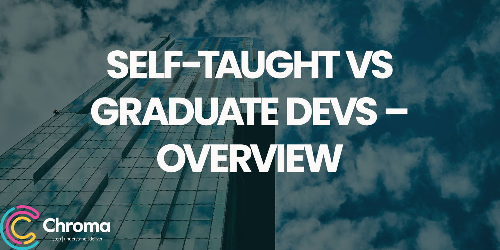Self-Taught vs Graduate Developers – overview